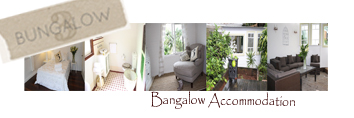 Bungalow3  Bangalow Accommodation
